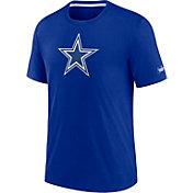 Nike Men's Dallas Cowboys Historic Tri-Blend Royal T-Shirt