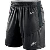 Nike Men's Philadelphia Eagles Sideline Dri-FIT Black Performance Shorts