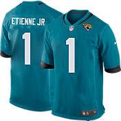 Nike Men's Jacksonville Jaguars Travis Etienne Alternate Game Jersey