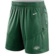 Nike Men's New York Jets Sideline Dri-FIT Sport Green Performance Shorts