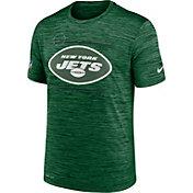 Nike Men's New York Jets Sideline Legend Velocity Green Performance T-Shirt