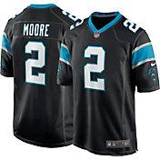 Nike Men's Carolina Panthers D.J. Moore #2 Alternate Game Jersey