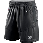 Nike Men's Las Vegas Raiders Sideline Dri-FIT Black Performance Shorts