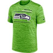 Nike Men's Seattle Seahawks Sideline Legend Velocity Green T-Shirt