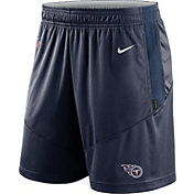 Nike Men's Tennessee Titans Sideline Dri-FIT College Navy Performance Shorts