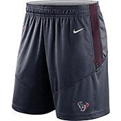 Nike Men's Houston Texans Sideline Dri-FIT Marine Performance Shorts