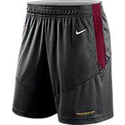 Nike Men's Washington Football Team Sideline Dri-FIT Performance Shorts