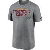 Nike Men's Washington Football Team Training Camp Legend Grey T-Shirt
