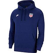 Nike Men's USA Soccer GFA Blue Pullover Hoodie