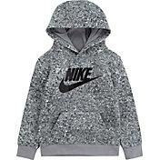 Nike Little Boys' Digi Confetti Allover Print Hoodie