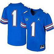 Jordan Toddler Florida Gators #1 Blue Replica Football Jersey