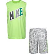 Nike Toddlers' Dri-FIT Muscle Tank Top and Shorts Set