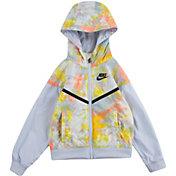 Nike Little Boys' Sportswear Wild Run Windrunner Jacket