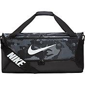 Nike Camo Training Medium Duffel Bag