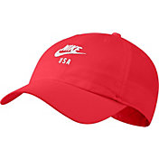 Nike Men's USA Soccer Swoosh Adjustable Hat