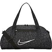 Nike Women's Gym Club Printed Training Duffel Bag 2.0