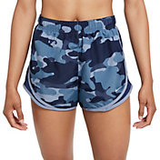 Nike Women's Dri-FIT Tempo Printed Running Shorts
