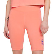Nike Women's Sportswear Essential Printed Bike Shorts