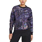 Nike Women's Sportswear Dance Trend Fleece Crewneck Sweatshirt