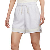 Nike Women's Standard Issue Swoosh Fly Fleece Basketball Shorts