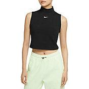Nike Women's Sportswear Collection Essentials Mock Tank Top