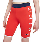 Nike Women's Sportswear Essential Americana Bike Shorts