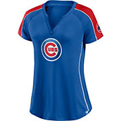 Nike Women's Chicago Cubs Diva Royal T-Shirt