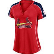 Nike Women's St. Louis Cardinals Diva Red T-Shirt