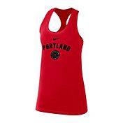 Nike Women's Portland Thorns Legend Red Racerback Tank Top