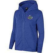 Nike Women's Florida Gators Blue Varsity Full-Zip Hoodie