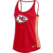 Nike Women's Kansas City Chiefs Dri-FIT Red Performance Tank Top