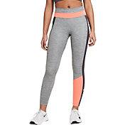 Nike Women's Nike One Color-Block 7/8 Leggings