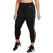 Nike One Women's Rainbow Ladder 7/8 Leggings