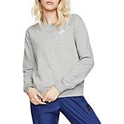 Nike Women's Sportswear Essential Fleece Crewneck Sweatshirt