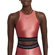 Nike Women's Pro Shine Tank Top