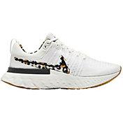 Nike Women's React Infinity Fly Knit 2 Leopard Running Shoes