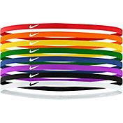 Nike Skinny Rainbow Headbands – 8 Pack