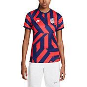 Nike Women's USA Soccer '21 Breathe Stadium Away Replica Jersey