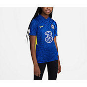 Nike Youth Chelsea FC '21 Breathe Stadium Home Replica Jersey