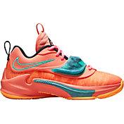 Nike Kids' Grade School Zoom Freak 3 Basketball Shoes