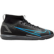 Nike Kids' Mercurial Superfly 8 Academy Indoor Soccer Shoes