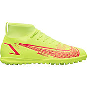 Nike Kids' Mercurial Superfly 8 Club Turf Soccer Cleats