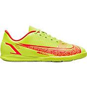 Nike Kids' Mercurial Vapor 14 Club Indoor Soccer Shoes