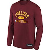 Nike Youth Cleveland Cavaliers Red Long Sleeve Practice Shirt