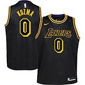 Nike Youth Los Angeles Lakers Kyle Kuzma Mamba Jersey