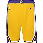 Nike Youth Los Angeles Lakers Dri-FIT Icon Swingman Shorts