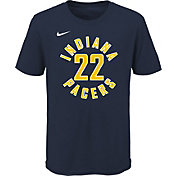 Nike Youth Indiana Pacers Caris LeVert Navy Icon T-Shirt