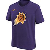 Nike Youth Phoenix Suns Purple Logo T-Shirt