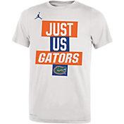 Jordan Youth Florida Gators 'Just Us' Bench T-Shirt