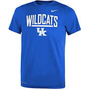 Nike Youth Kentucky Wildcats Blue Dri-FIT Legend T-Shirt